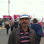 ADGP at the London Olympic Athletic Events
